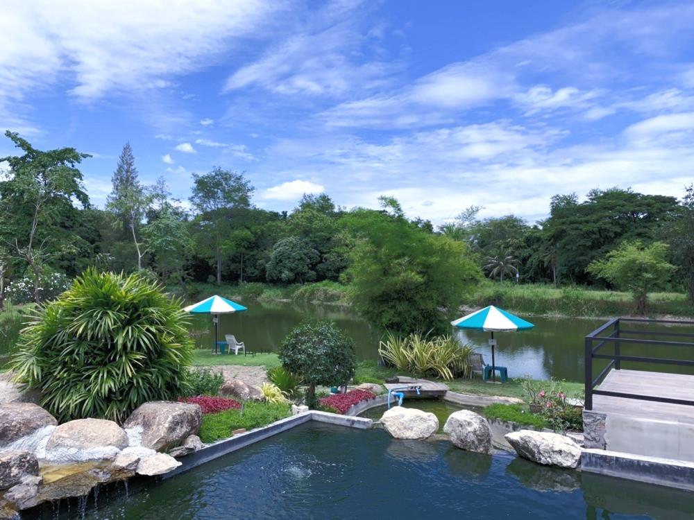 Greenfield Terrace Restaurant & Cafe, Greenfield Valley Fishing Resort, Hua Hin, Thailand