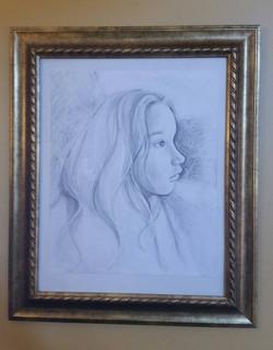 Rhiannon's Surprise! Portrait