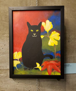 OF GINKGO TREES AND BLACK CATS