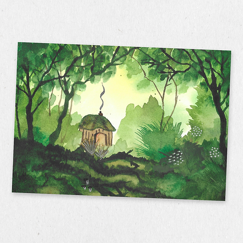 witches' house
