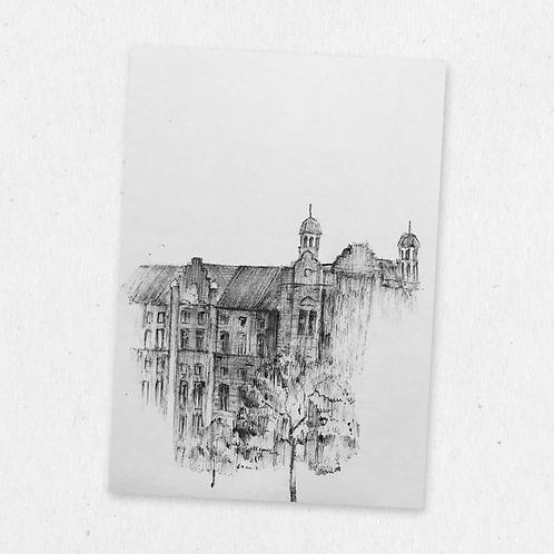 edinburgh facade