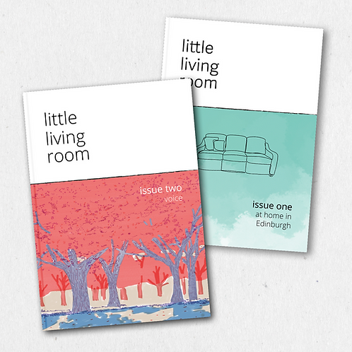 little living room issues one & two bundle