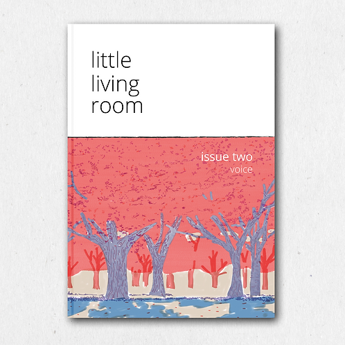 little living room: issue two, voice