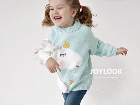 Почему магазин называется JOYLOOK?