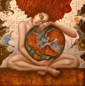 Domenica 3 Marzo - Abbracciando Gaia