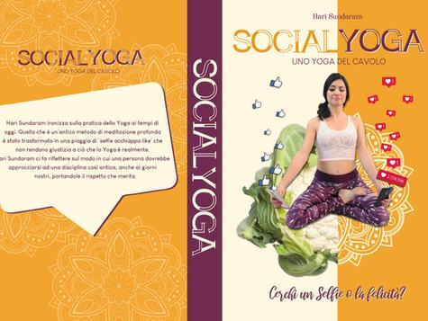 """Sabato 5 Ottobre ore 17 Presentazione Libro """"Social Yoga"""""""