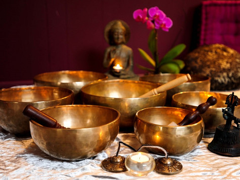 Domenica 1 Dicembre - Massaggio sonoro e Trattamenti Shiatsu