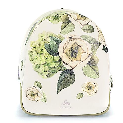 "Рюкзак Я+я #209 ""Белый лютик"" размер L"