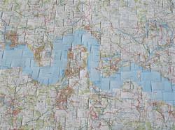 Thames Map, 2011