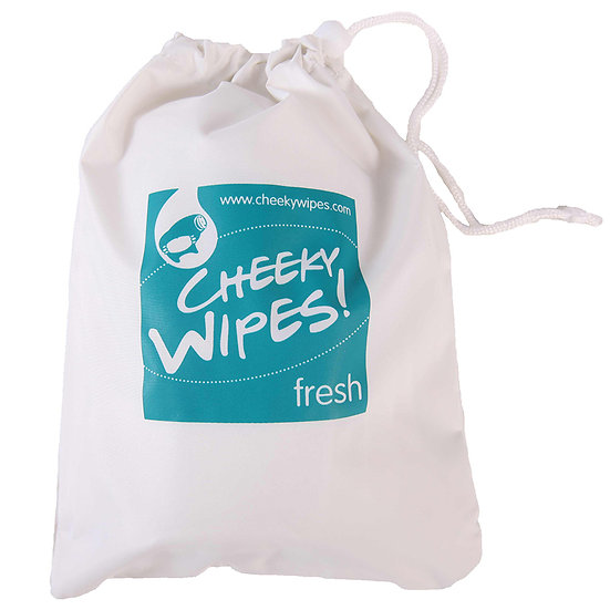 Cheeky Wipes Fresh Out & About Bag