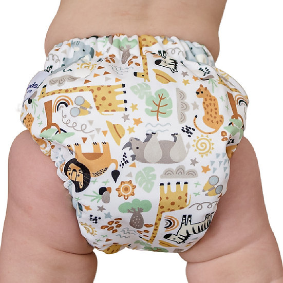 Baby Beehinds Magicall Multifit - Patterned