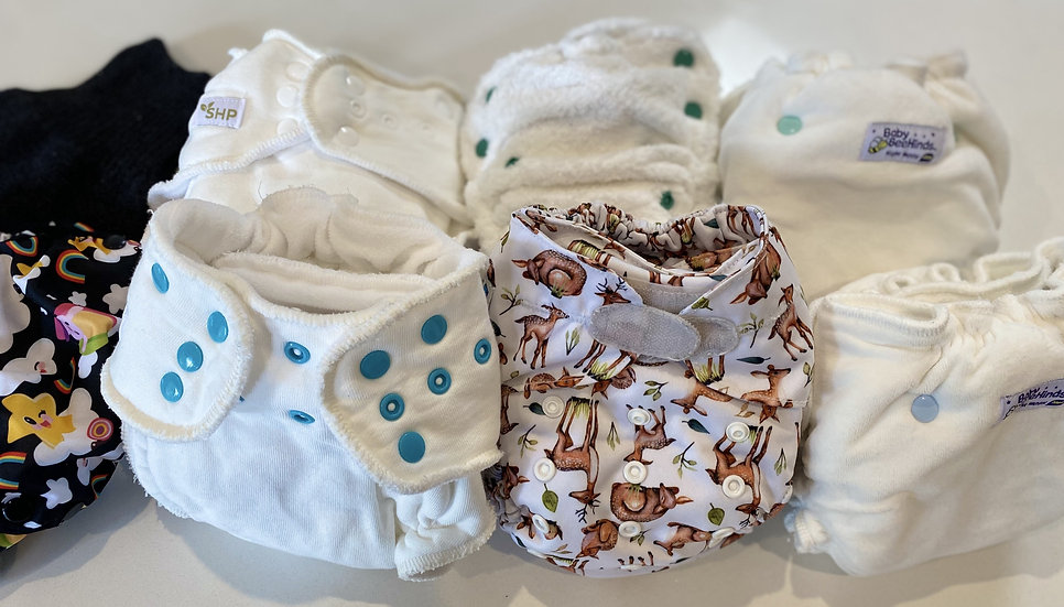Premium Night Nappy Package
