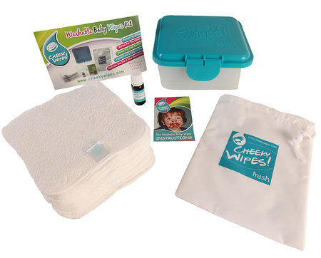 Cheeky Wipes Mini Kit