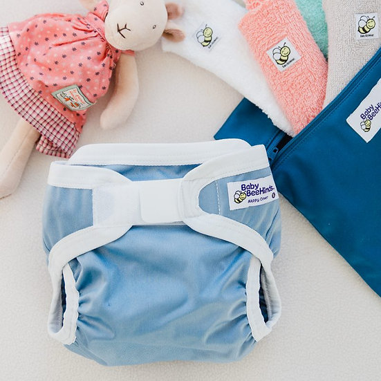 Baby Beehinds Nappy Cover - Solid Colour