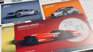 Porsche 2021 Calendar
