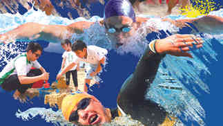 Wheelock Swim for millions