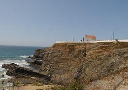 Inauguração da obra de Estabilização/Consolidação das Arribas da Praia da Zambujeira do Mar, no concelho de Odemira.