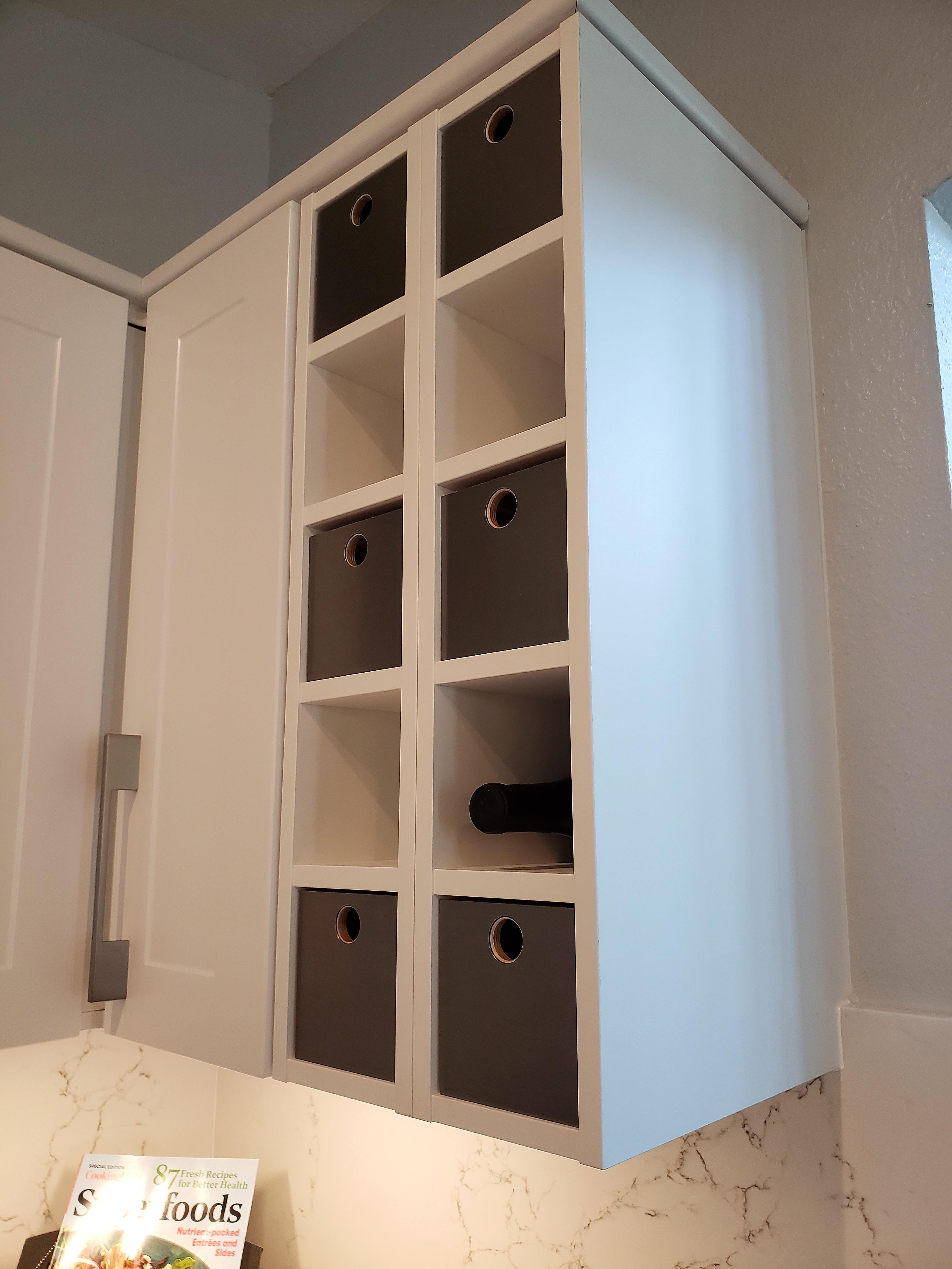 wine rack for kitchen, Houstan/Tx