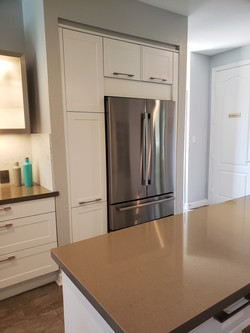 pantry kitchen cabinets in Katy