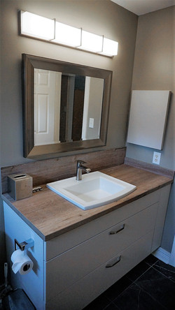 Europa Bathroom Remodeling