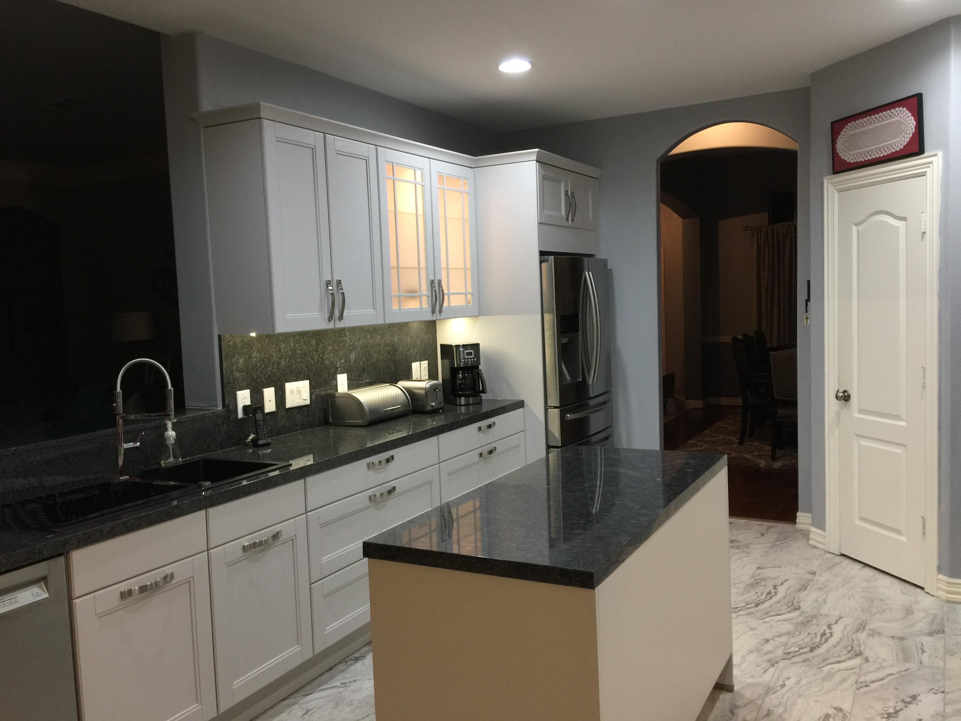 Houston | modern kitchen remodeling