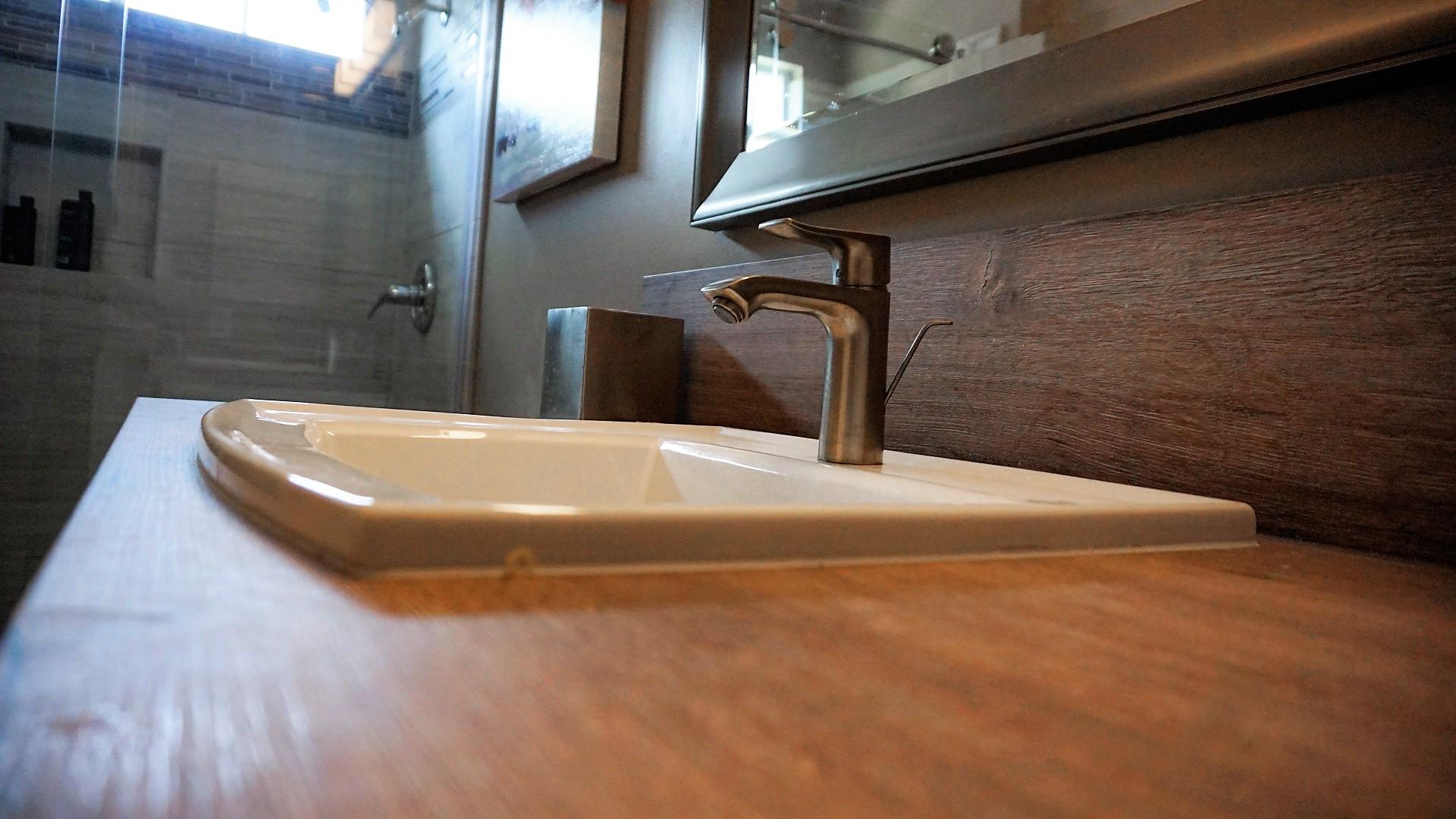 bathroom cabinet, Katy TX