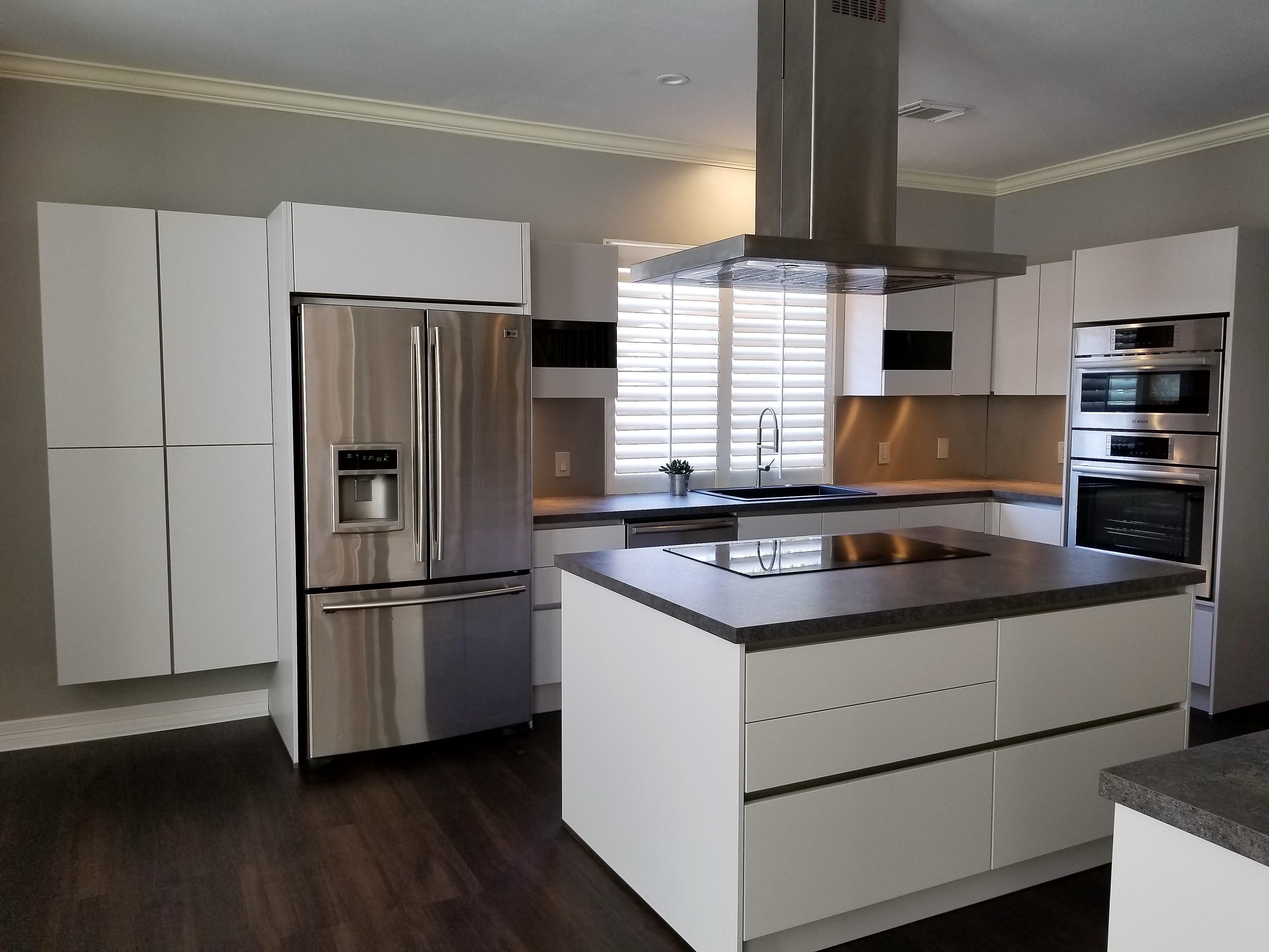Houston / modern kitchen cabinets