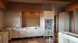 transitional texan kitchen, Houston