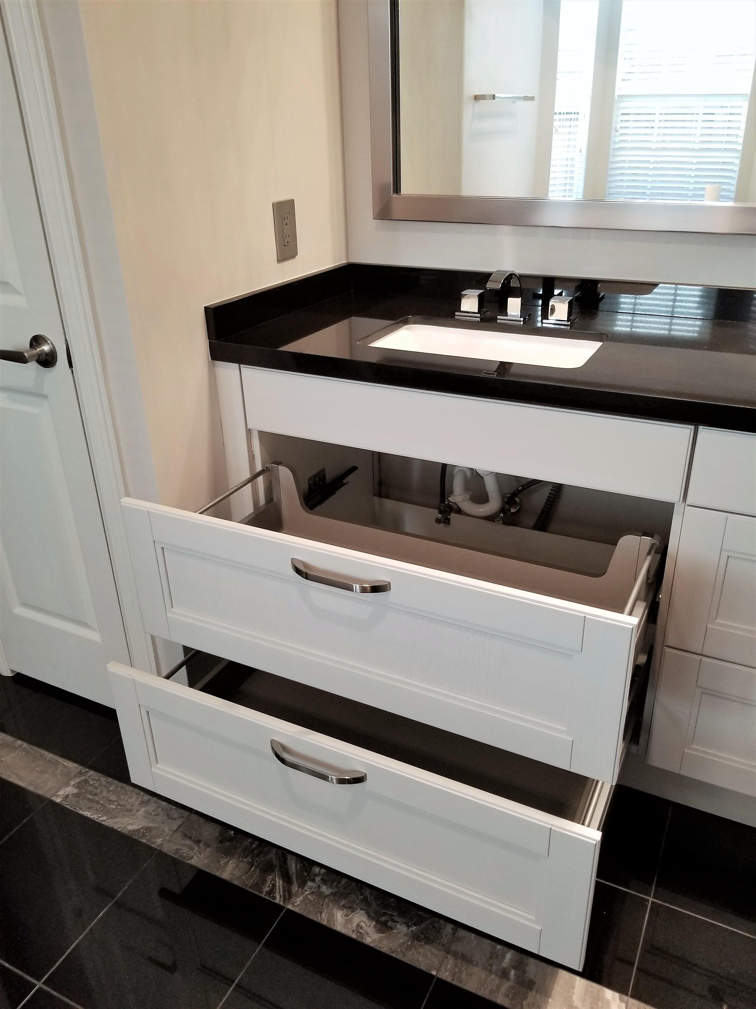 Bathroom Sink Cabinets