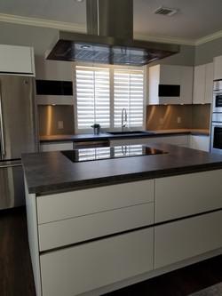 Katy & Houston / modern kitchen