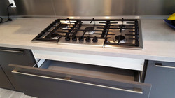 two tone kitchen cabinets, Katy/TX