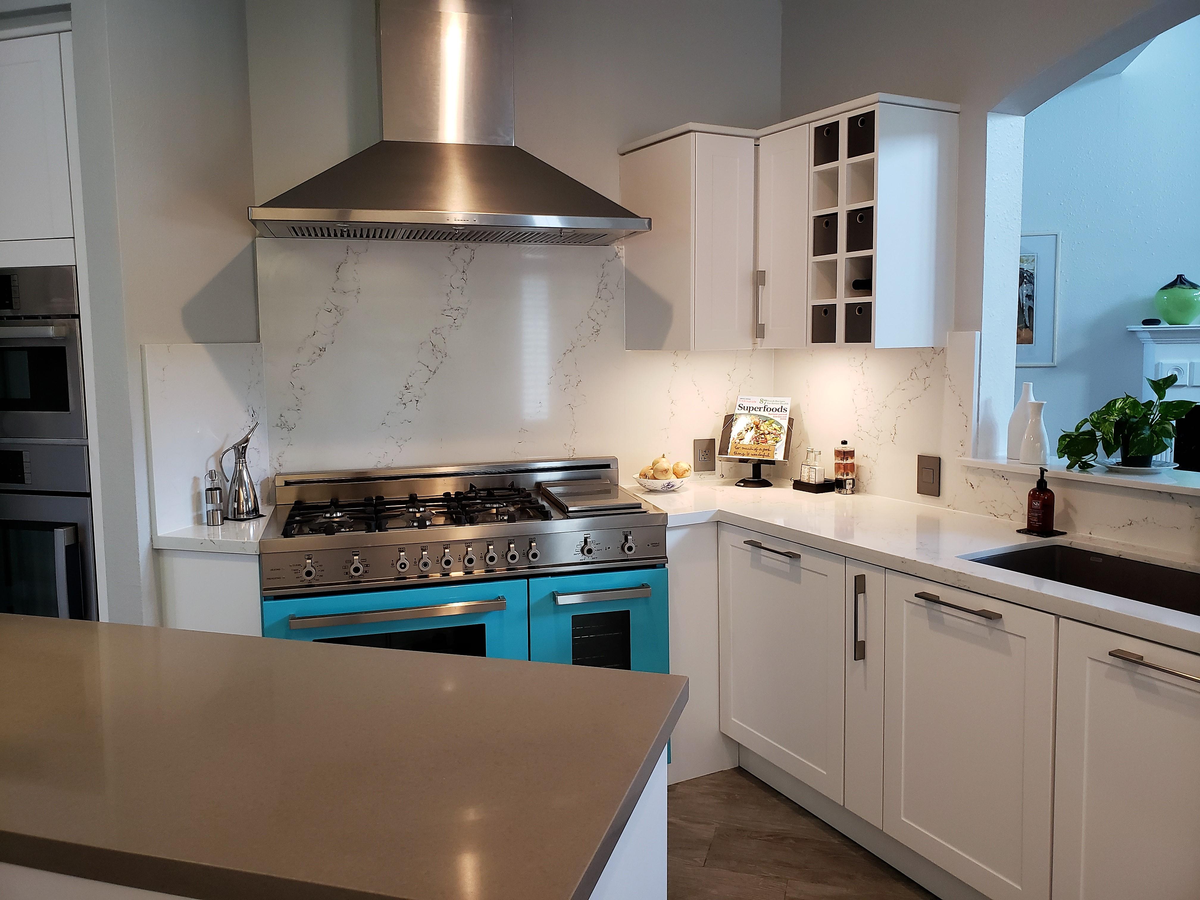 Shaker Kitchen Cabinets, Katy