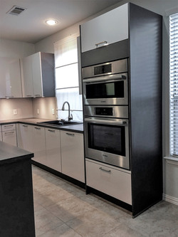 modern kitchen, Houston