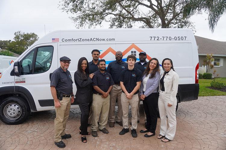 Vero Beach Air Conditioning Company Employees