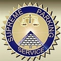 Supreme Parking Logo Valet Parking services in Los Angeles