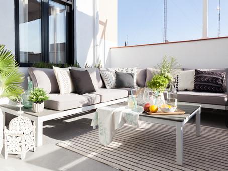 5 ideas fáciles para decorar tu terraza