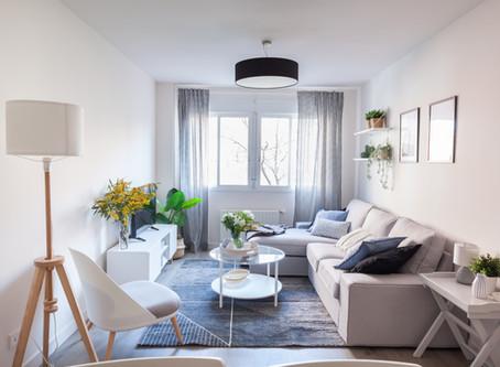 Decorar un piso familar con estilo, alegre y sereno