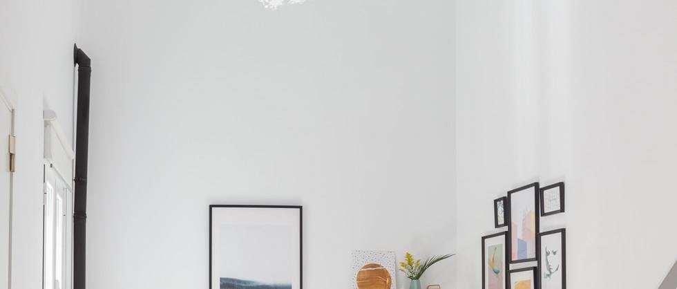 Duplex lleno de luz