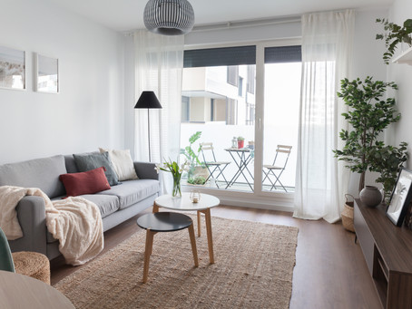 Cómo conseguir un piso actual y funcional