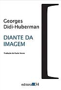 capa Georges Didi- Huberman - diante da