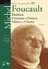 Capa Foucault Ditos e escritos estetica.