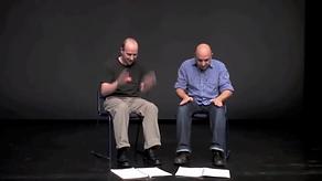 Still - Jonathan Burrows - Both sitting