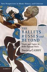 Capa - Davinia Caddy - The Ballet Russes