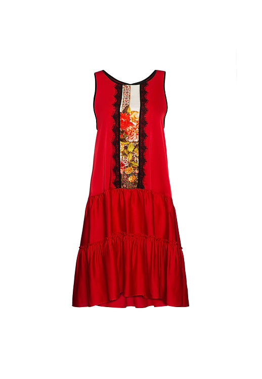 Red Lucy Dress