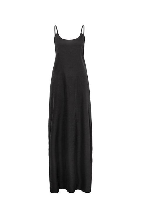 Cowl  Black Dress