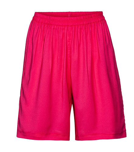 Pink Loose Shorts