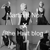 THE HWIT X MARTINET NOIR