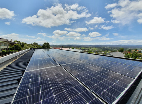 The Economics of a Home Battery versus Solar Power