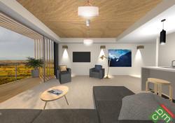 T3 Apartment Type 3 - Living.JPG