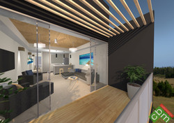 T3 Apartment Type 3 - Deck and Living.JPG